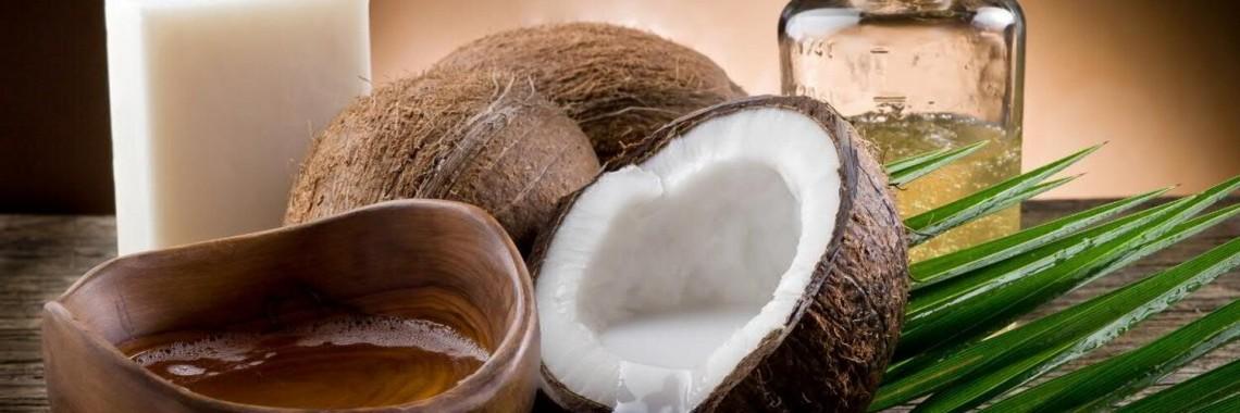 Кокосовое и ананасовое масла