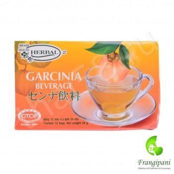 Гарциния - травяной чай для снижения веса