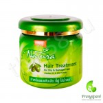 Маска для сухих и поврежденных волос с с маслом Жожоба и протеинами шелка