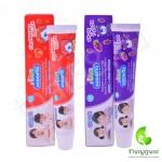 Детская фторсодержащая тайская зубная паста